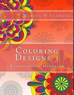 Coloring Designs 3