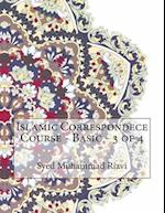 Islamic Correspondece Course - Basic - 3 of 4