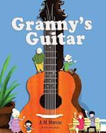 Granny's Guitar af A. M. Marcus