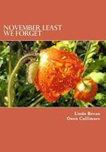 November Least We Forget