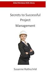 Secrets to Successful Project Management