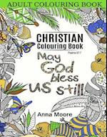 Adult Colouring Book af Christian Colouring Books, Inspirational Colourin Books for Adults, Anna Moore