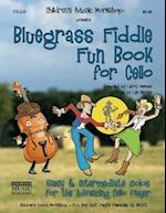 Bluegrass Fiddle Fun Book for Cello