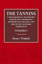 The Tannins. af Henry Trimble