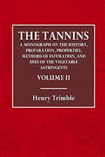 The Tannins af Henry Trimble