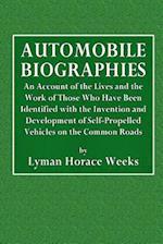 Automobile Biographies