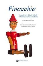 Pinocchio - Illustrato E in Italiano Semplice E Moderno af Jacopo Gorini