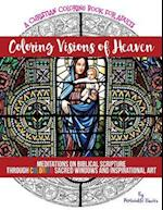 Coloring Visions of Heaven