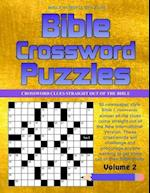 Bible Crossword Puzzles Vol.2