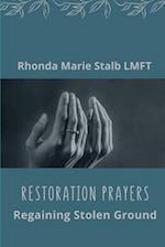 Restoration Prayers