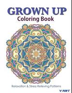 Grown Up Coloring Book 18
