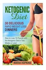 Ketogenic Diet af Maria Hopkins