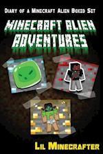 Minecraft Alien Adventures