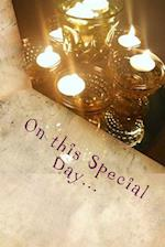 On This Special Day