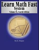 Learn Math Fast System Volume III af J. K. Mergens