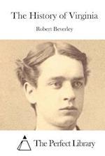 The History of Virginia af Robert Beverley