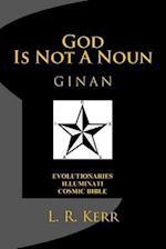 God Is Not a Noun