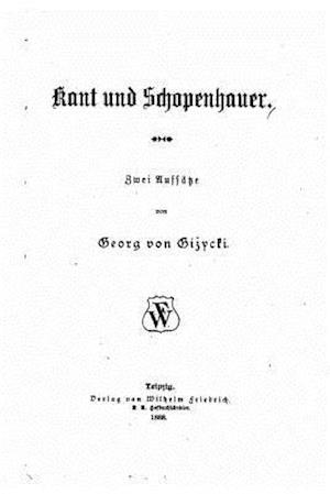 Kant Und Schopenhauer