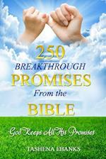 250 Breakthrough Promises from the Bible