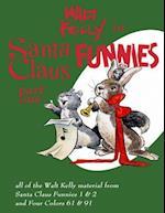 Walt Kelly in Santa Claus Funnies Part #1