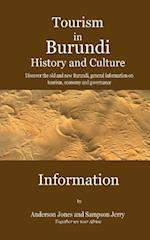 Tourism in Burundi, History and Culture af Anderson Jones, Sampson Jerry