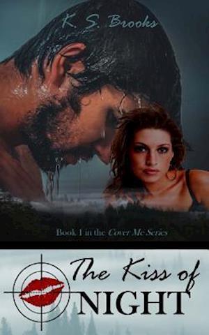 Bog, paperback The Kiss of Night af K. S. Brooks