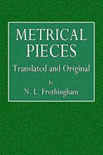 Metrical Pieces af Nathaniel Langdon Frothingham