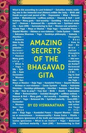 Bog, paperback Amazing Secrets of the Bhagavad Gita af Shri Viswanathan