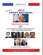 Front National 2017 af Philippe Gourmet