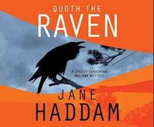 Lydbog, CD Quoth the Raven af Jane Haddam