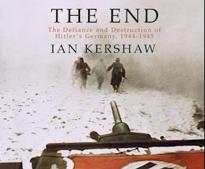 Lydbog CD The End af Ian Kershaw