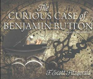 Lydbog, CD The Curious Case of Benjamin Button af F. Scott Fitzgerald