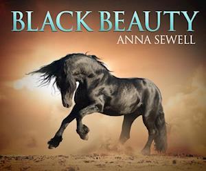 Lydbog, CD Black Beauty af Anna Sewell