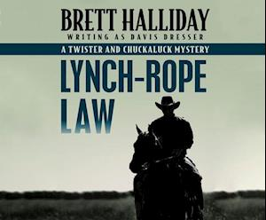 Lydbog, CD Lynch-Rope Law af Brett Halliday