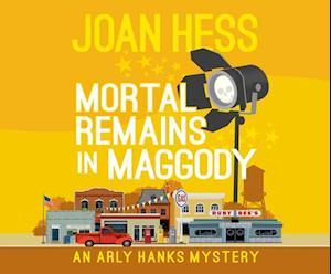 Lydbog, CD Mortal Remains in Maggody af Joan Hess