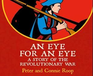 Lydbog, CD An Eye for an Eye af Peter Roop