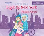 Light Up New York (Faithgirlz Glimmer Girls)