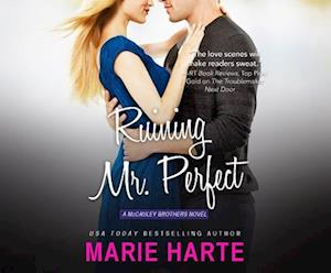Lydbog, CD Ruining Mr. Perfect af Marie Harte