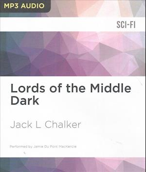 Lydbog, CD Lords of the Middle Dark af Jack L. Chalker