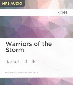Lydbog, CD Warriors of the Storm af Jack L. Chalker