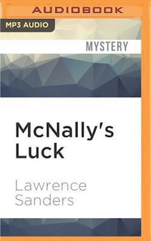 Lydbog, CD Mcnally's Luck af Lawrence Sanders