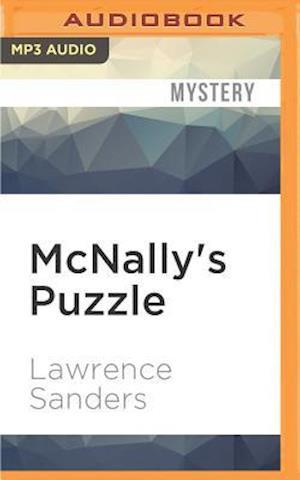 Lydbog, CD Mcnally's Puzzle af Lawrence Sanders