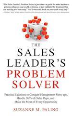 The Sales Leader's Problem Solver af Suzanne Paling