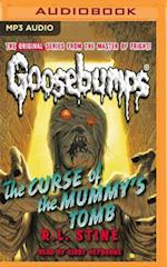 The Curse of the Mummy's Tomb (Classic Goosebumps)