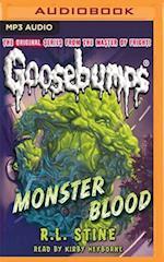 Monster Blood (Classic Goosebumps)