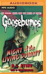 Night of the Living Dummy (Classic Goosebumps)
