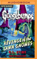 Revenge of the Lawn Gnomes (Classic Goosebumps)