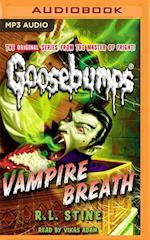 Vampire Breath (Classic Goosebumps)