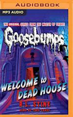 Welcome to Dead House (Classic Goosebumps)
