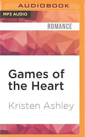Lydbog, CD Games of the Heart af Kristen Ashley